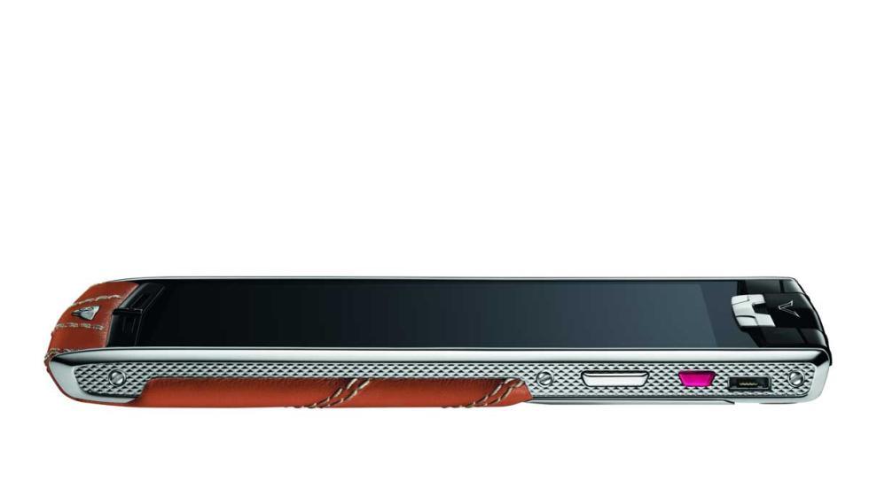 Smartphone Bentley y Vertu