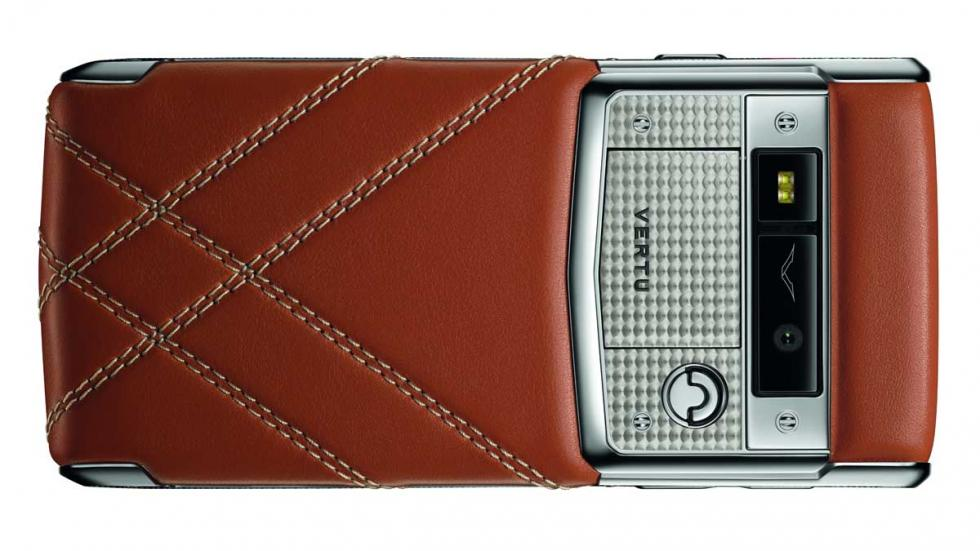 Smartphone Bentley y Vertu