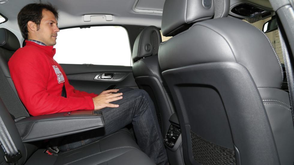 Peugeot 508 2.0 BlueHDI 150 CV plazas traseras