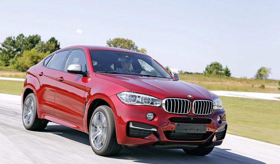 BMW X6 M50d primera prueba