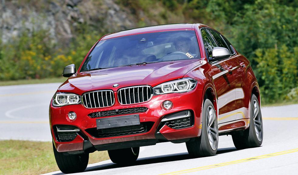 BMW X6 M50d 381 CV