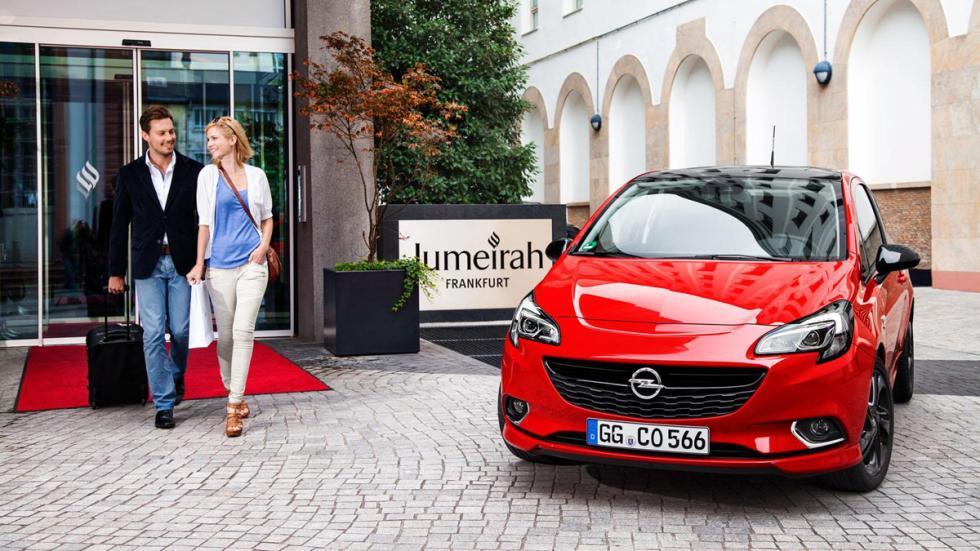 Opel Corsa 2015 OPC Line