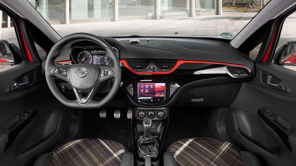 Opel Corsa 2015 OPC Line interior