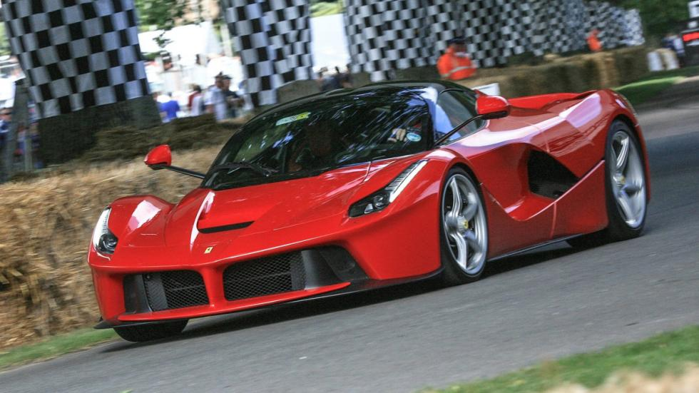 cinco coches sorprendentes Ferrari LaFerrari