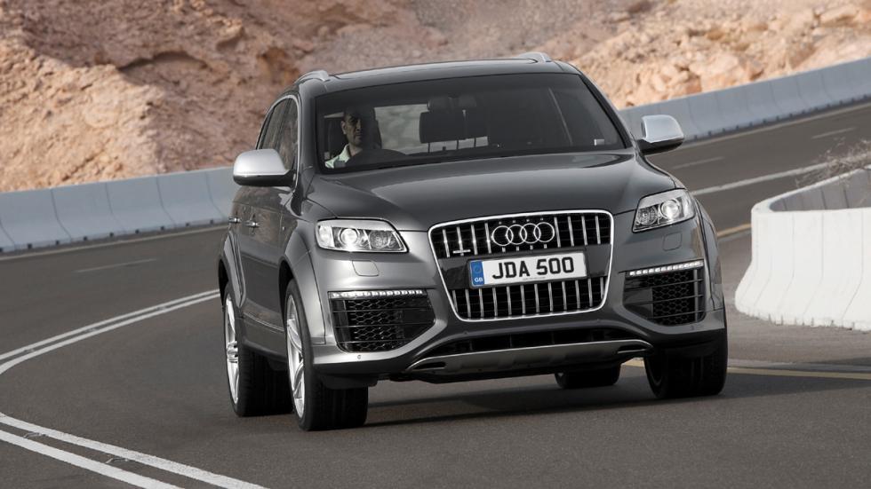 cinco coches sorprendentes Audi Q7 V12