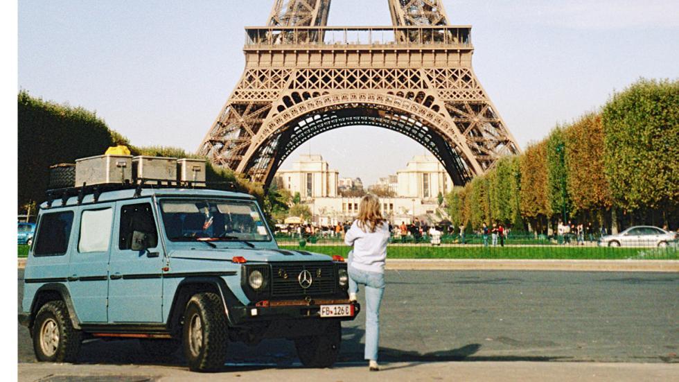 Mercedes Clase G 35 Aniversario - Aniversario