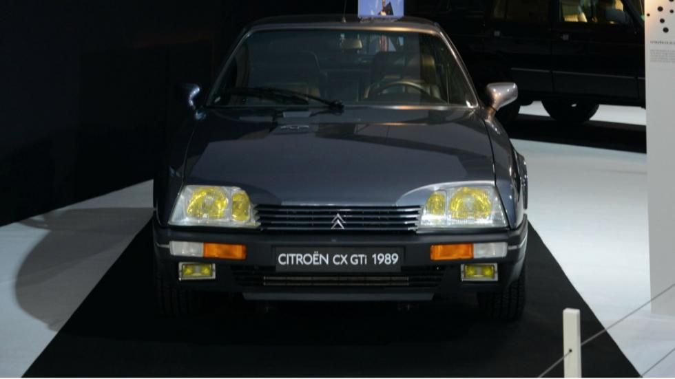 Citroën CX 25 GTi Turbo 2 1989