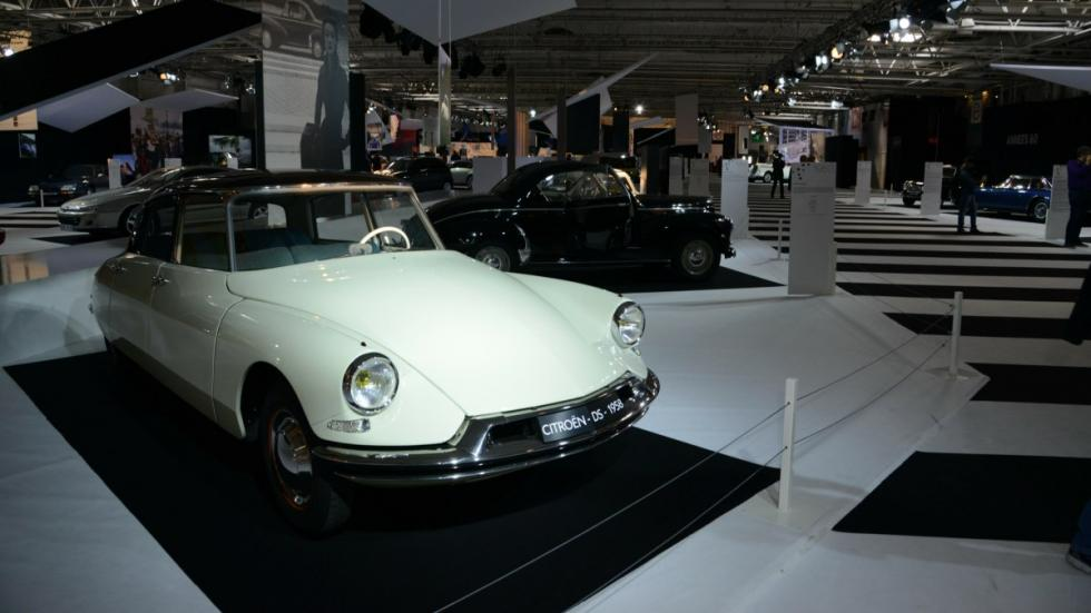Citroën DS 19 berlina de 1958