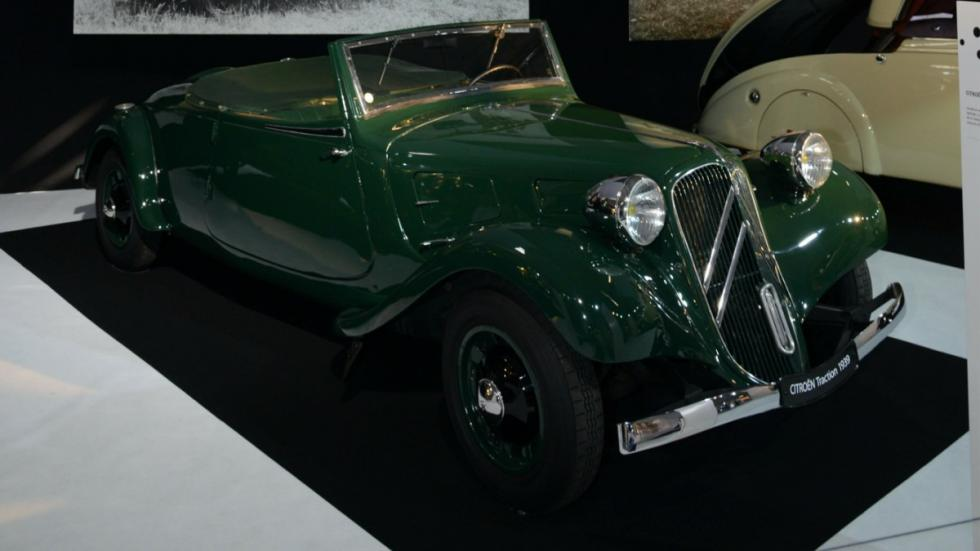 Citroën Traction 11B 1939