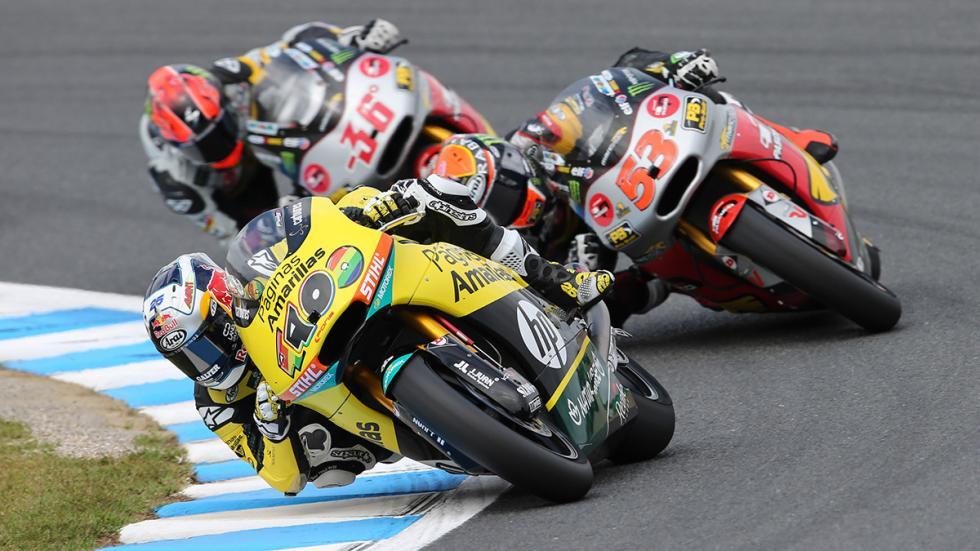 Viñales Moto GP Australia 2014
