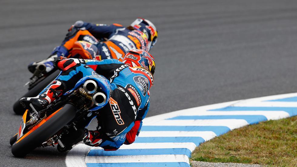 Rins Moto GP Australia 2014