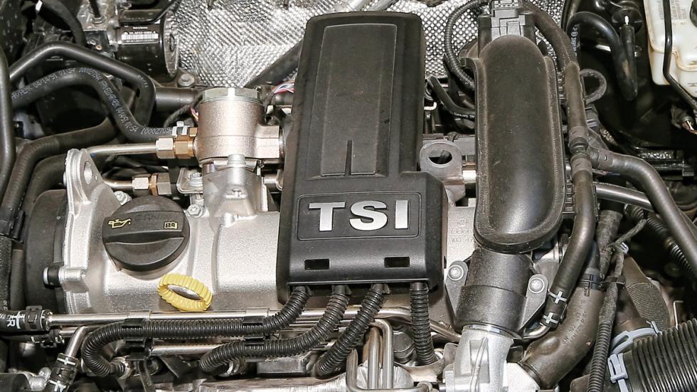 Prueba Volkswagen Touran 1.2 TSI Edition motor