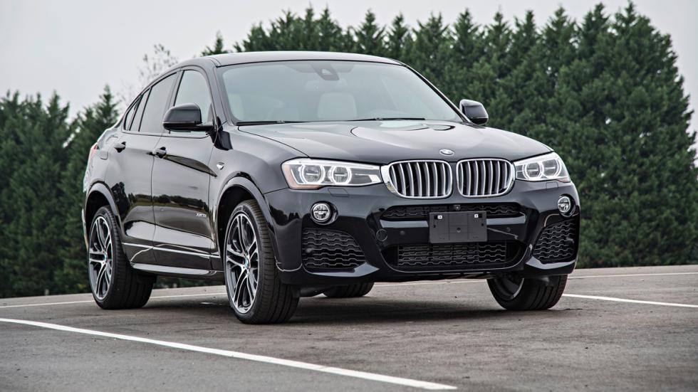 BMW X4 - delantera