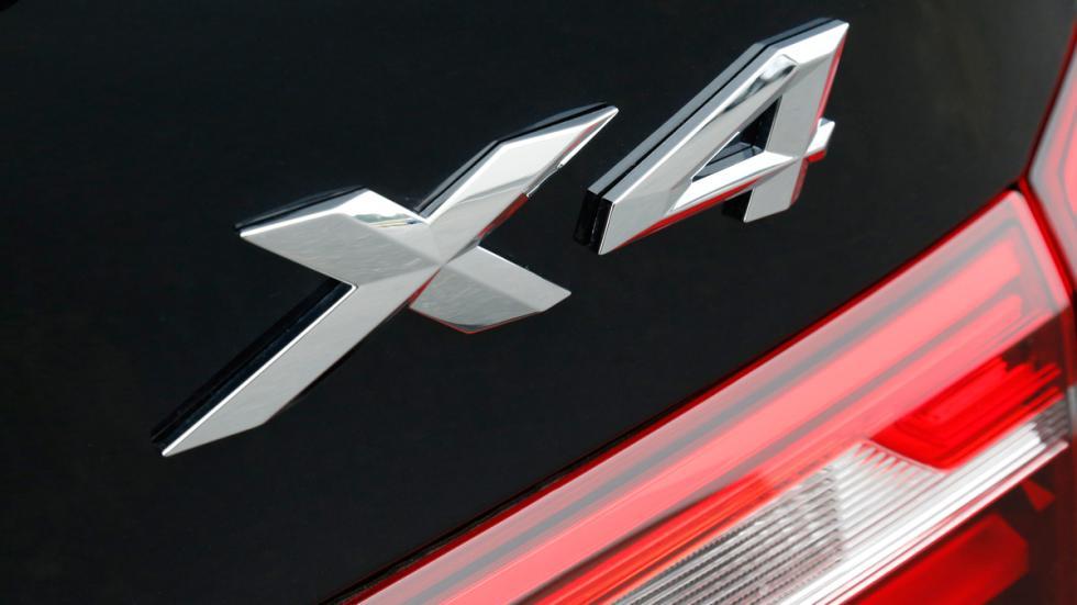 BMW X4 - detalle