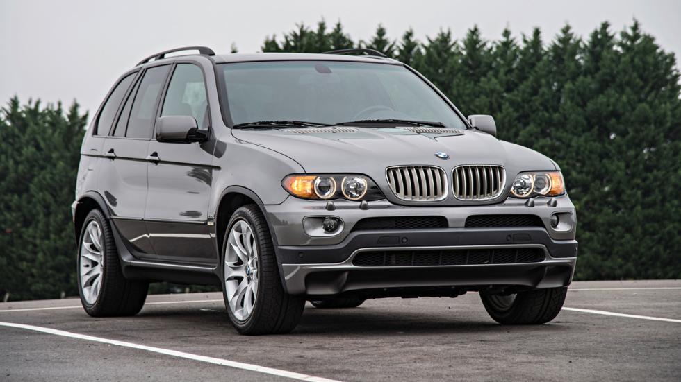 BMW X5 - primera generación - delantera