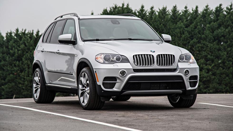 BMW X5 - segunda generación - delantera
