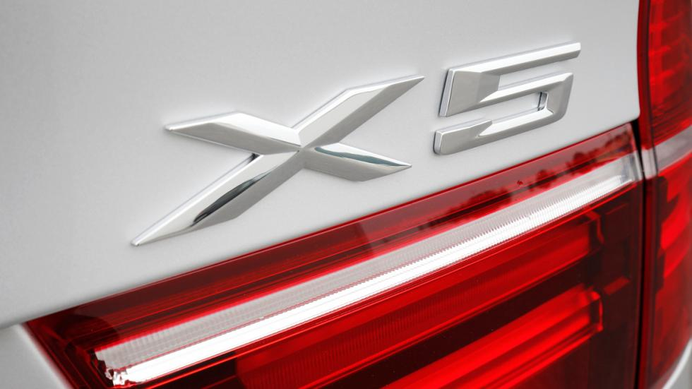 BMW X5 - segunda generación - detalle