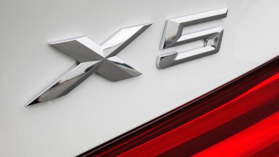 BMW X5 - tercera generación - detalle