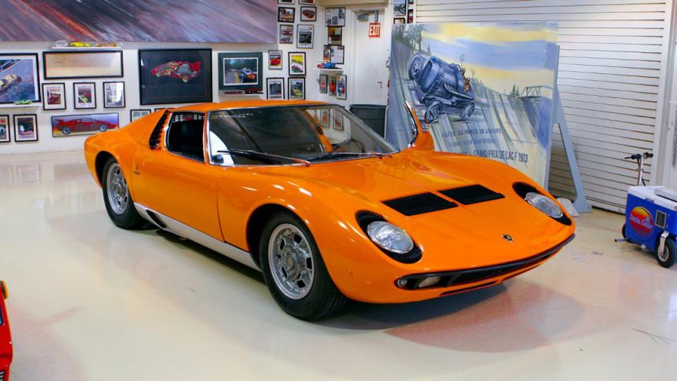 Jay Leno programa coches televisión Lamborghini