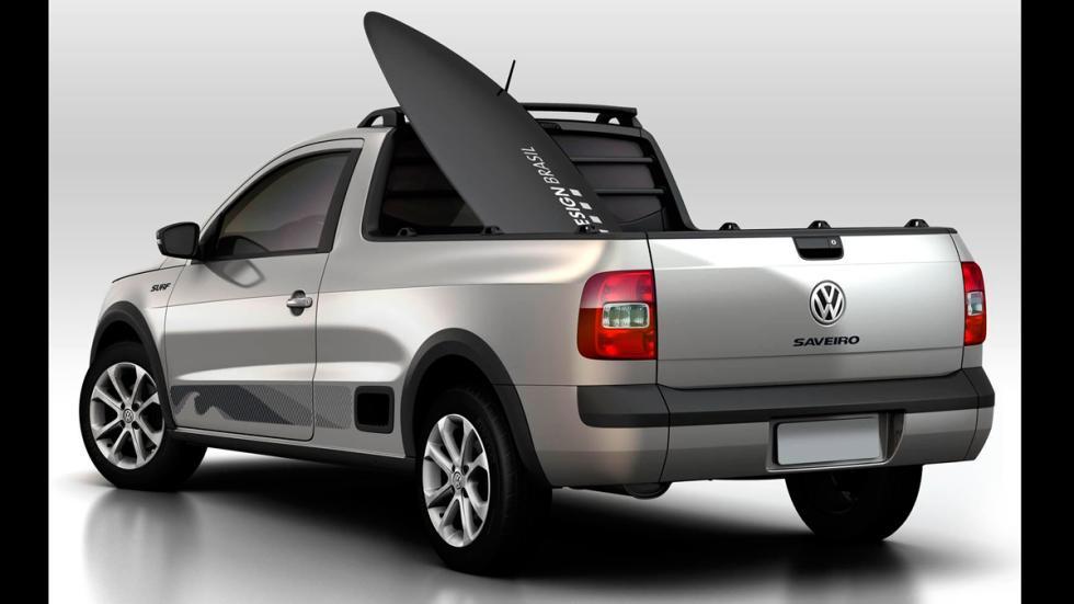 Volkswagen Saveiro Surf - trasera