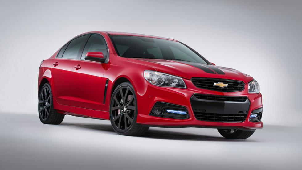 Chevrolet SS Sport Concept - frontal