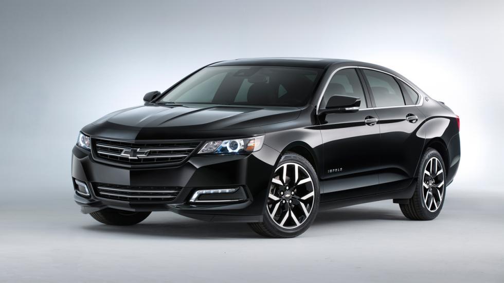 Chevrolet Impala Blackout - frontal