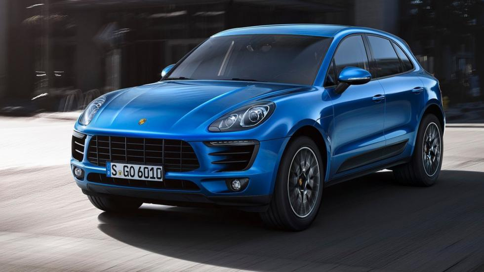 Cinco coches sorprenderan conduces Porsche Macan