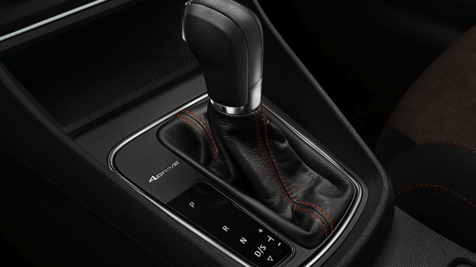 Cambio DSG del Seat León X-Perience