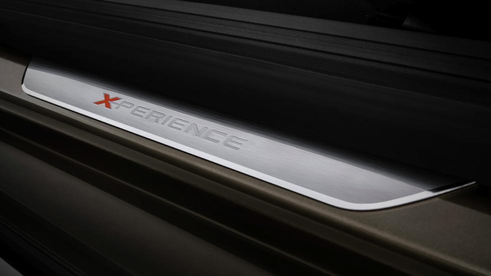 Detalle interior del Seat León X-Perience
