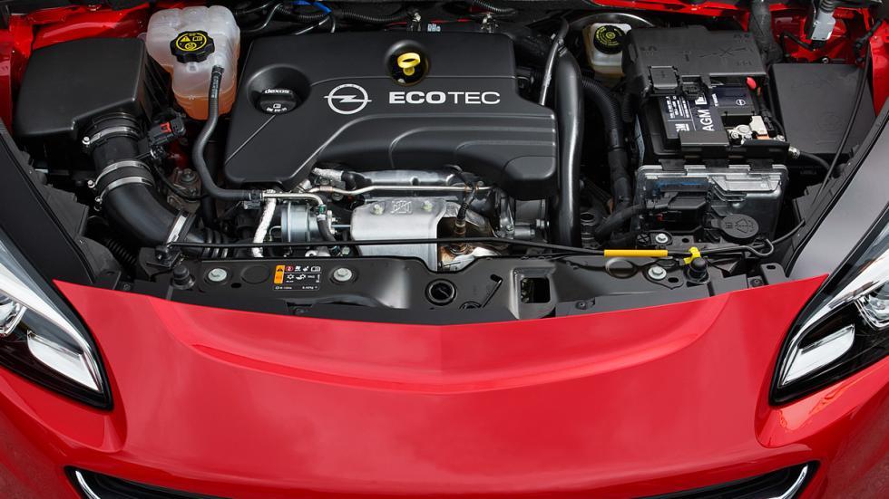 Opel Corsa 2014 motor 1,0 litros