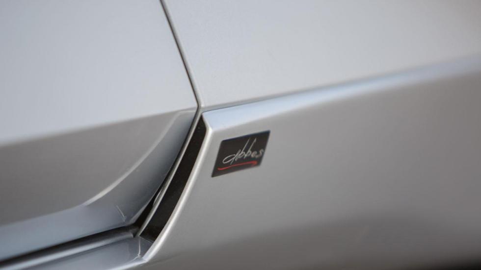 Corvette Stingray Abbes detalle placa