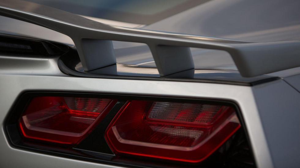 Corvette Stingray Abbes alerón
