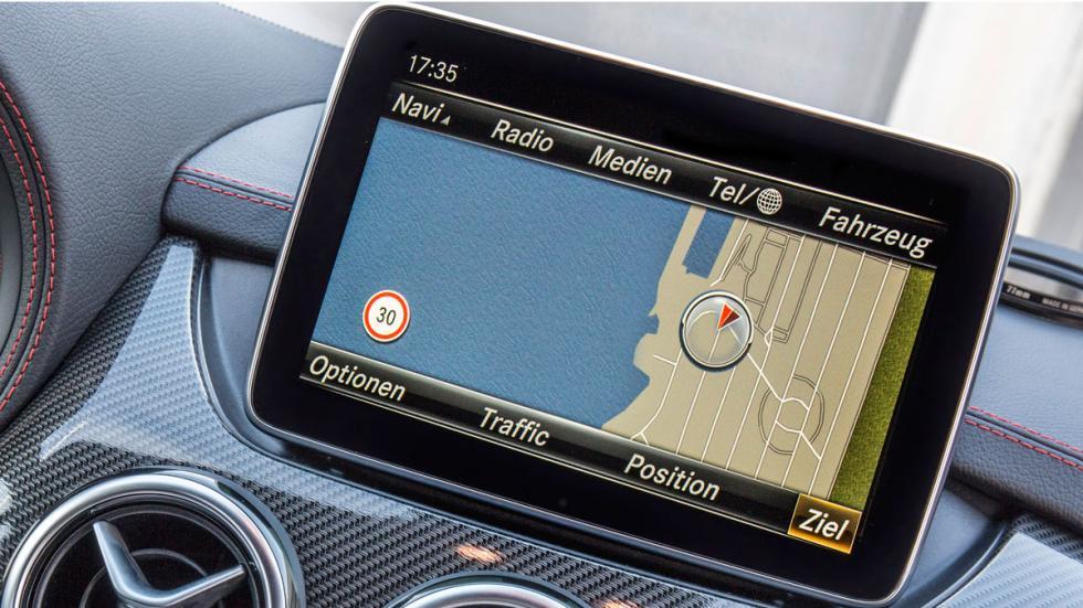 Mercedes Clase B 2015 navegador