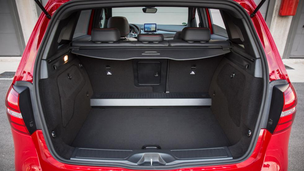 Mercedes Clase B 2015 maletero