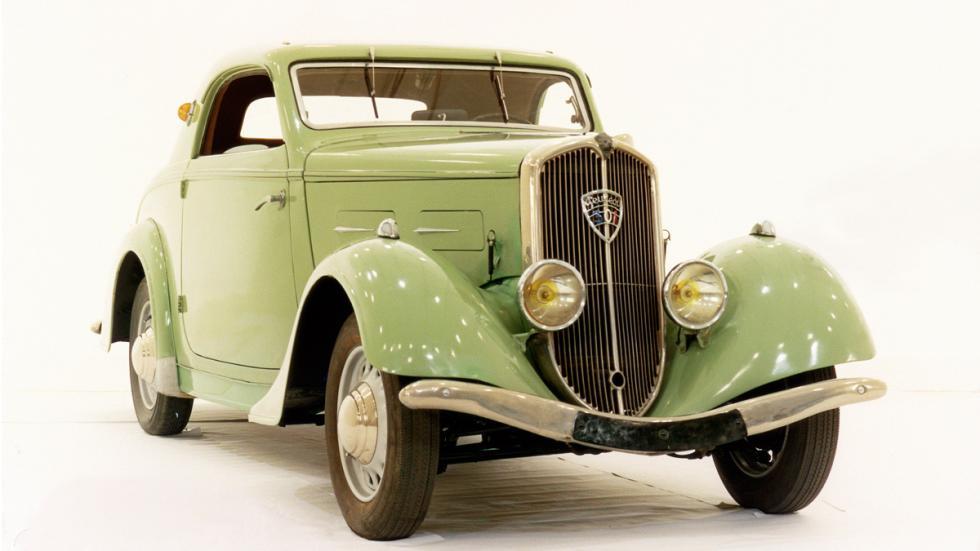 Peugeot 301 Coupé 1936