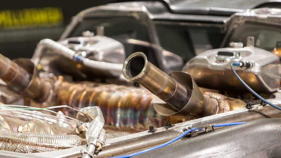 "Porsche 918 Spyder ""Rolling Chassis"""