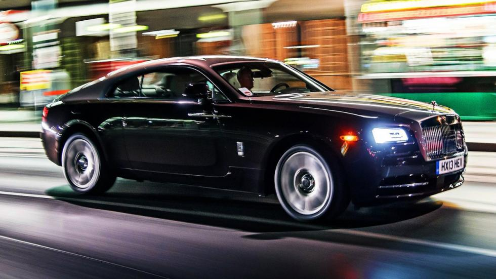 cochazos comprar tarjeta black Rolls Royce Wraith