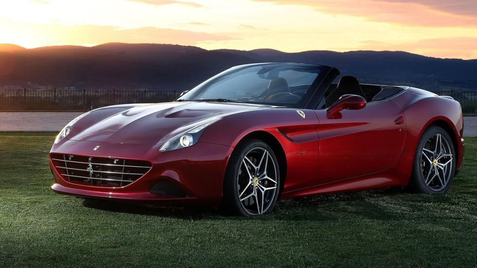cochazos comprar tarjeta black Ferrari California T