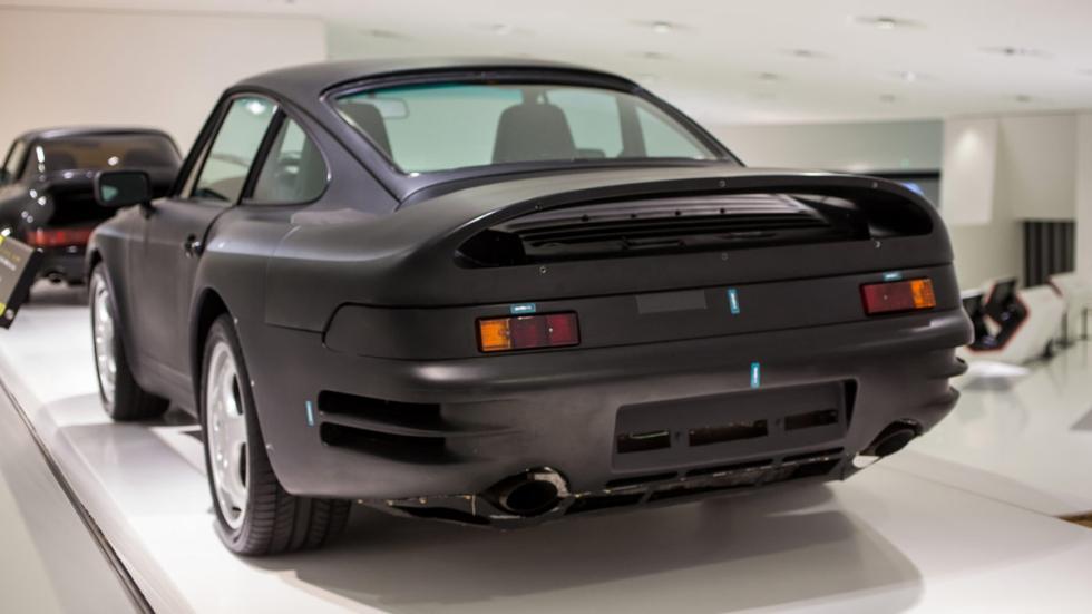 Porsche 965 prototipo L7 trasera
