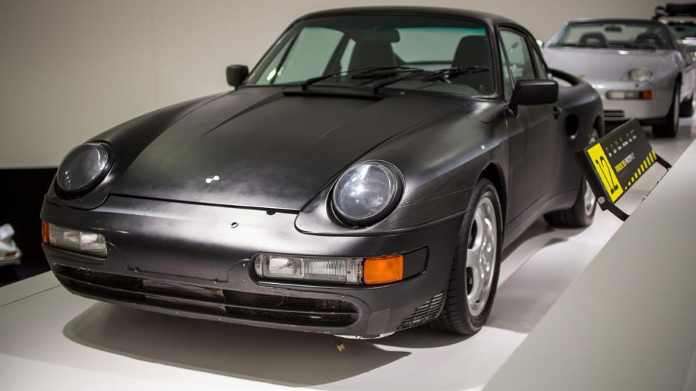 Porsche 965 prototipo L7 delantera