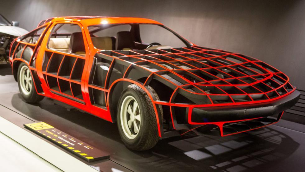 Porsche Tipo 995 frontal