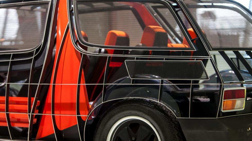 Porsche FLA lateral
