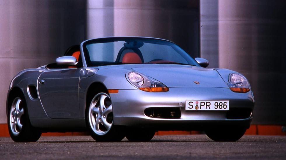 Porsche Boxster delantera