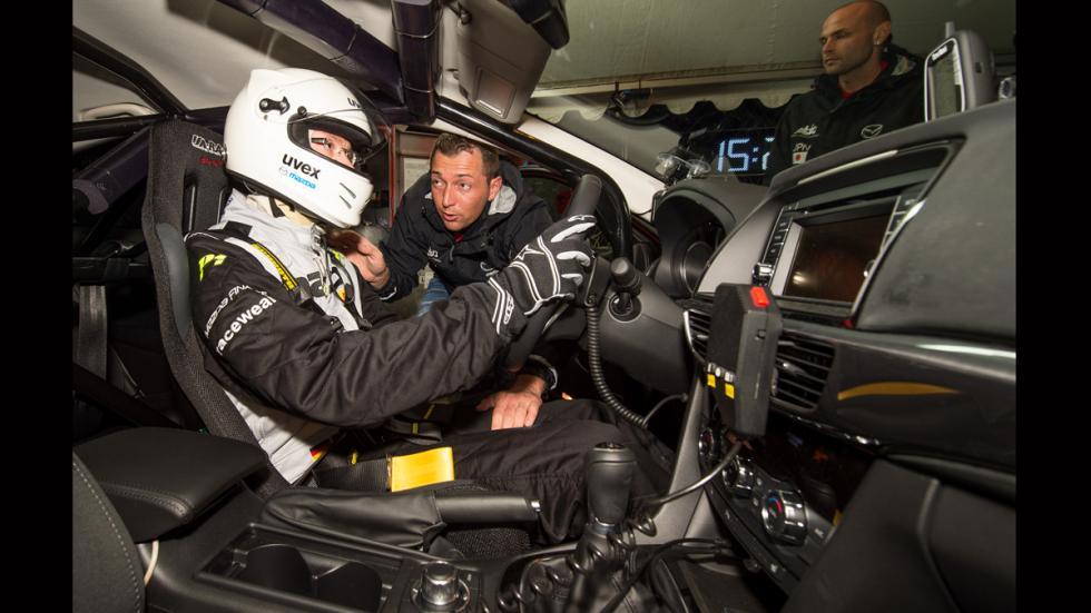 Mazda 6 record de velocidad - 5