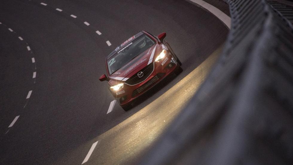 Mazda 6 record de velocidad - 9