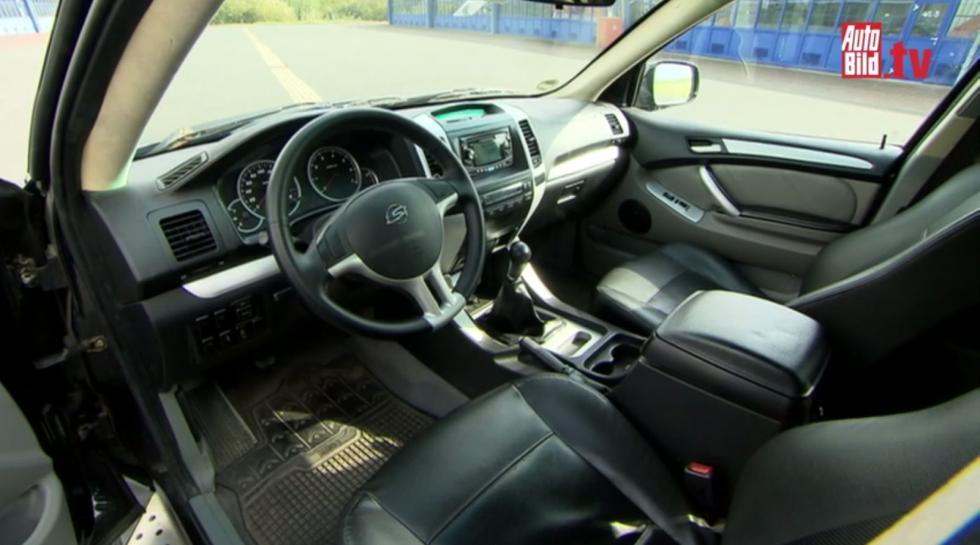 BMW X5 - Shuanghuan CEO - 14