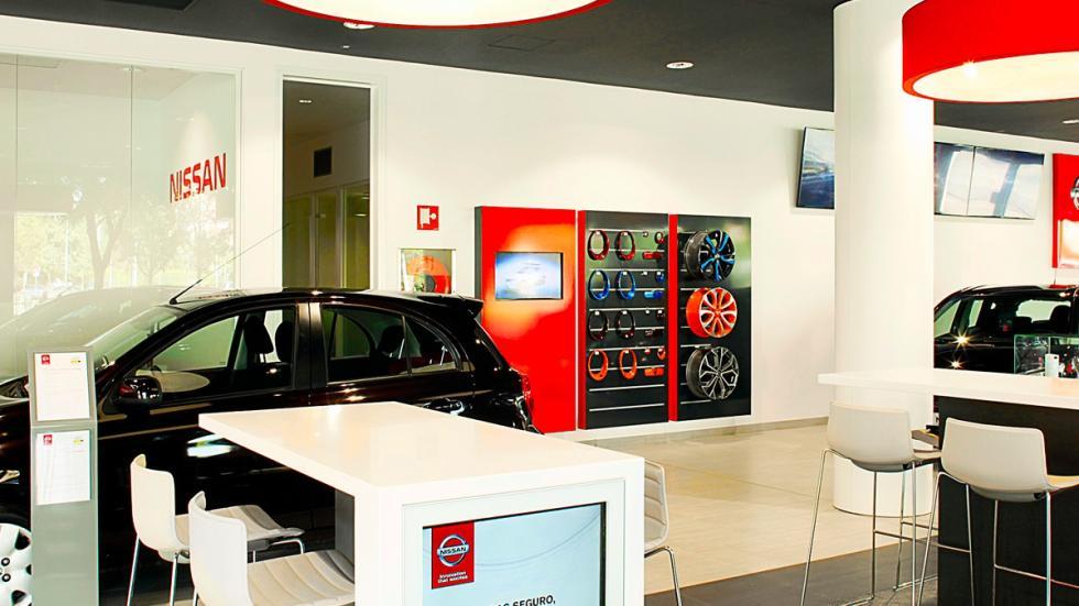 Nuevo concesionario Nissan