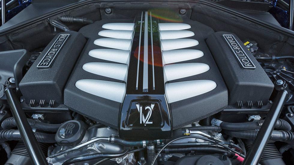 Rolls Royce Wraith motor
