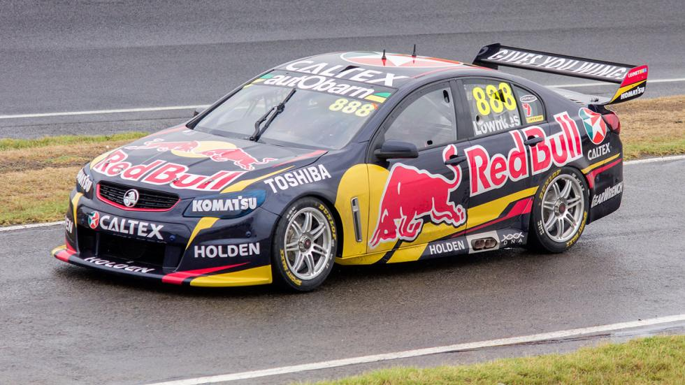 HSV Holden Commodore-Craig Lowndes-Jamie Wincup