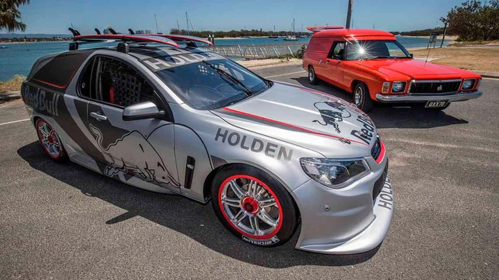 Holden Triple Eight Project Sandman 2014 - Foto 4